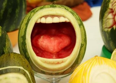 sandia boca