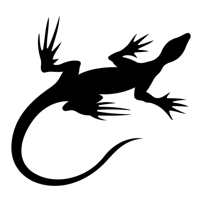 tatuaje de iguana  Soy un yonki