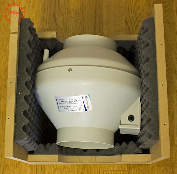 Caja insonorizadora casera para extractor rvk soy un yonki - Extractor bano leroy merlin ...