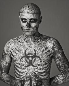 "02 Rick ""El hombre zombie"""