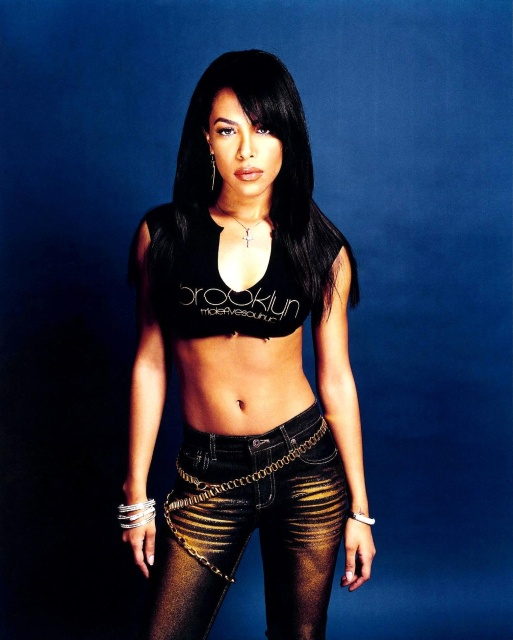 soy un yonki Aaliyah Dana Haughton akasha 09
